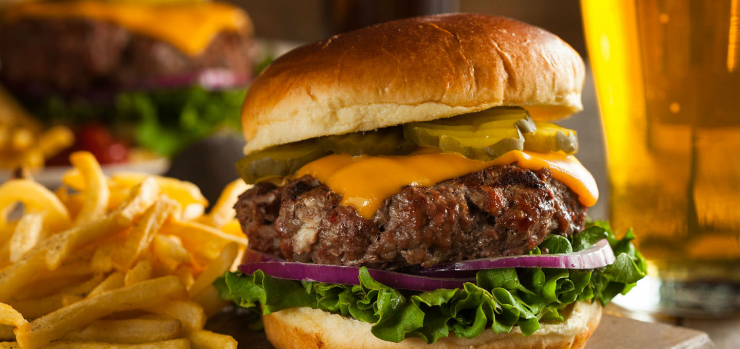 Charbroiled Burgers